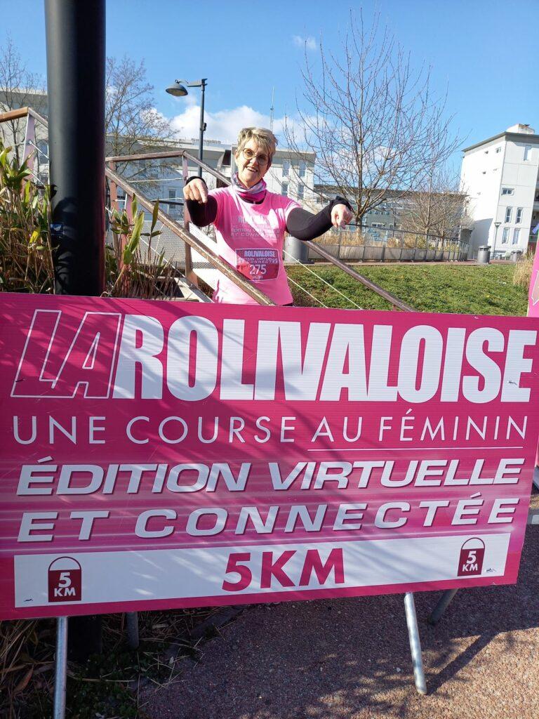 Valérie Frémont - Dossard n°275